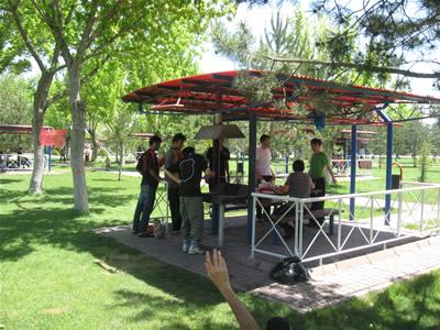 Kayseri fuar piknik